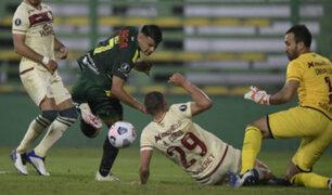Copa Libertadores: Universitario perdió 3-0 ante Defensa y Justicia por fecha 2 del Grupo A