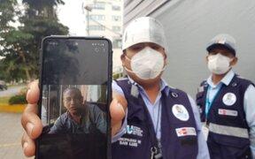 San Luis: piden ayuda para encontrar cama UCI para inspector atropellado