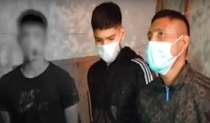 """Callao: caen """"Los Lacras de Loreto"""" involucrados en cobro de cupos, extorsión y sicariato"""