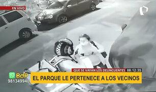 Los Olivos: vecinos instalan alarmas y amenazan con linchar a delincuentes