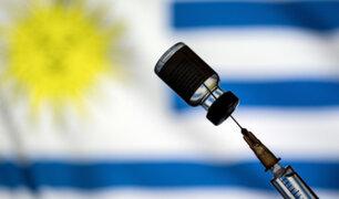 Uruguay se acerca al 50 % de población vacunada contra la COVID-19
