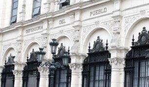 Defensoría del Pueblo pide a postulantes respetar autonomía  y competencias de la institución