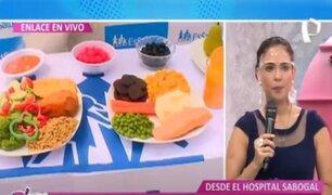 D´Mañana: estos alimentos deben consumir las personas que superaron el Covid-19
