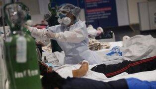 Covid-19: Minsa reporta 3661 nuevos casos y 376 muertos en 24 horas