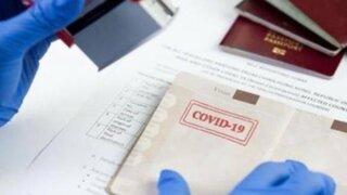 Perú es el segundo país en el mundo a favor de pedir pasaporte de vacunación a turistas