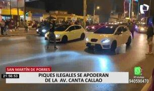 SMP: vecinos de Canta Callao exigen a las autoridades frenar los piques ilegales