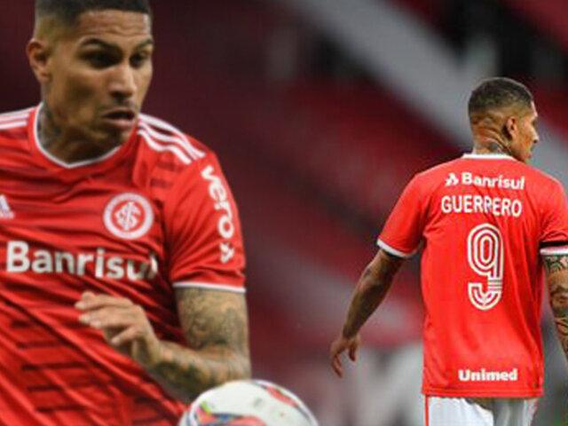 Paolo Guerrero: Inter empató sin goles con Sao José en el Campeonato Gaucho