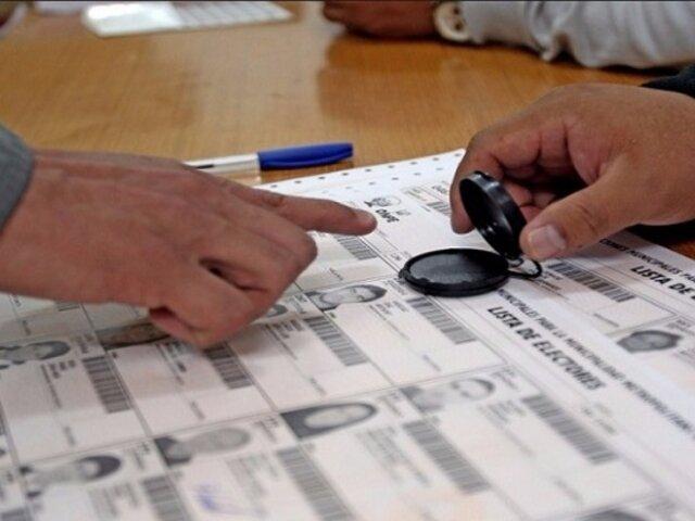 Peruanos en Chile no podrán participar en las elecciones del 11 de abril