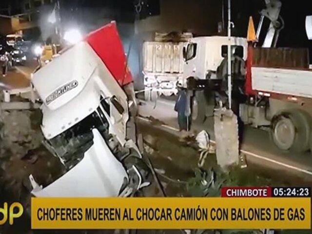 Ayacucho: Tráiler cae sobre vivienda y causa muerte de niña de 13 años