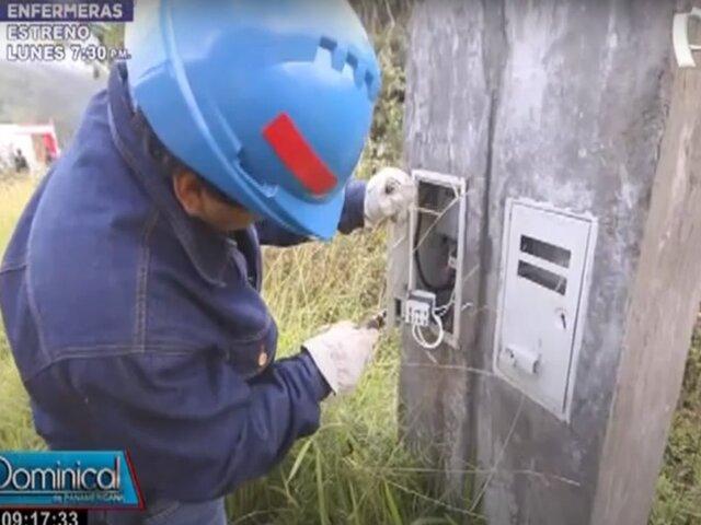 MINEM financiará el costo de conexiones domiciliarias de electricidad a favor de 50 000 familias