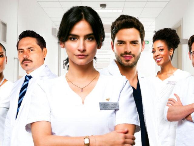 Enfermeras: No te pierdas mañana el gran estreno sin cortes comerciales