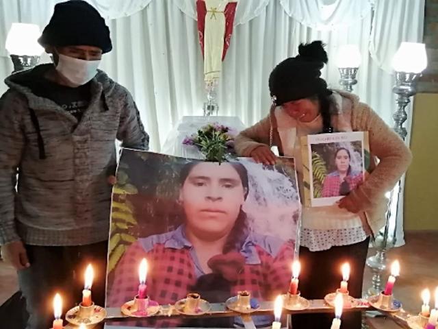 Junín: familiares piden cadena perpetua para feminicida en la provincia de Concepción