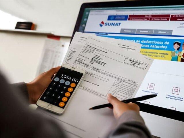 Sunat: Recaudación de marzo registró crecimiento de 45.1%