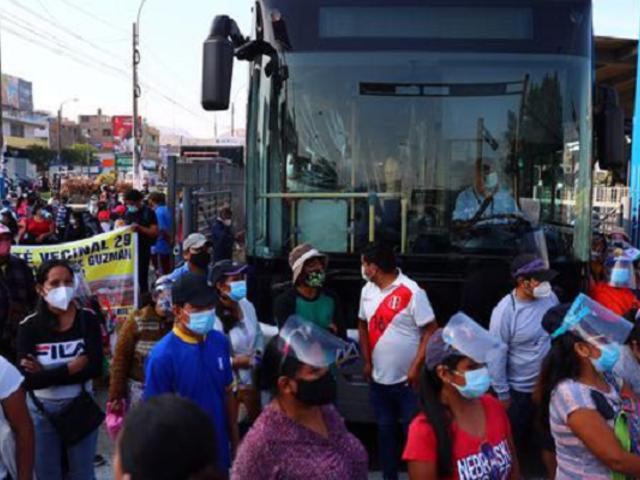 Independencia: vecinos advierten con bloquear nuevamente las vías si las autoridades no cumplen