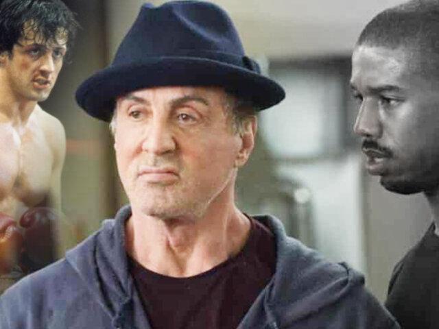 """Sylvester Stallone confirmó que no aparecerá en """"Creed 3"""""""