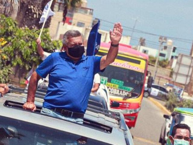 """""""Todos a la cárcel"""", dice César Acuña sobre alcaldes sentenciados de APP"""