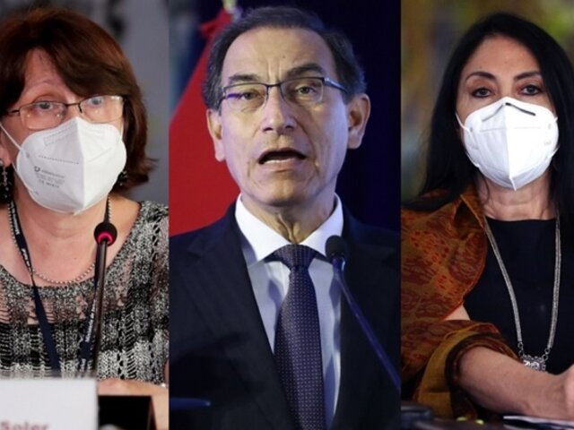 Congreso: informe sobre 'Vacunagate' concluye que se favoreció al laboratorio Sinopharm