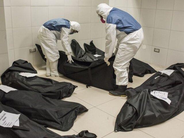 Perú supera cifra récord de muertes con 314 fallecidos en 24 horas