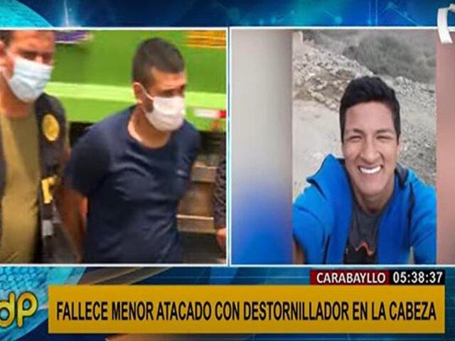 Piden justicia por la muerte de menor ocasionada por un ataque con desarmador