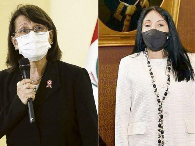 Aprueban inhabilitación en cargos públicos de Pilar Mazzetti y Elizabeth Astete