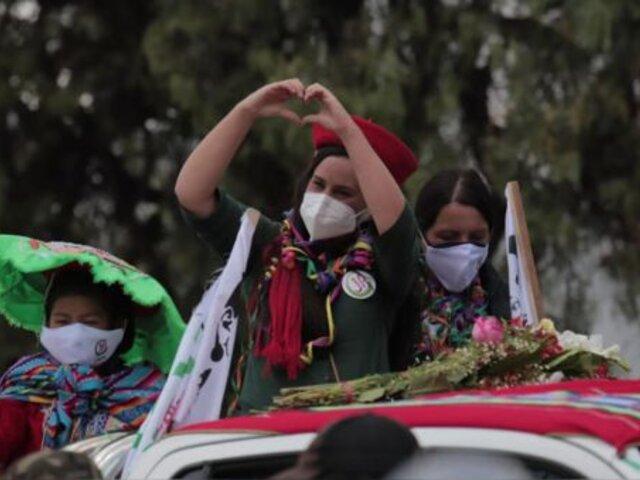 Juntos por el Perú denuncio ante la ONPE supuesta manipulación de votos