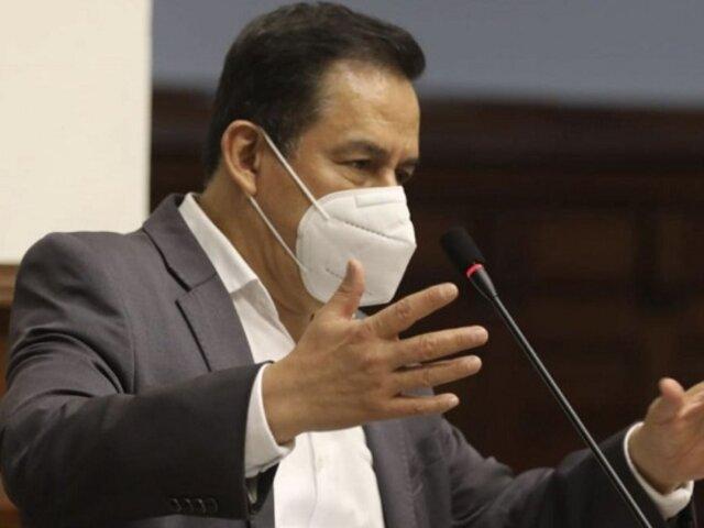 José Vega: candidato presidencial dio positivo a la Covid-19
