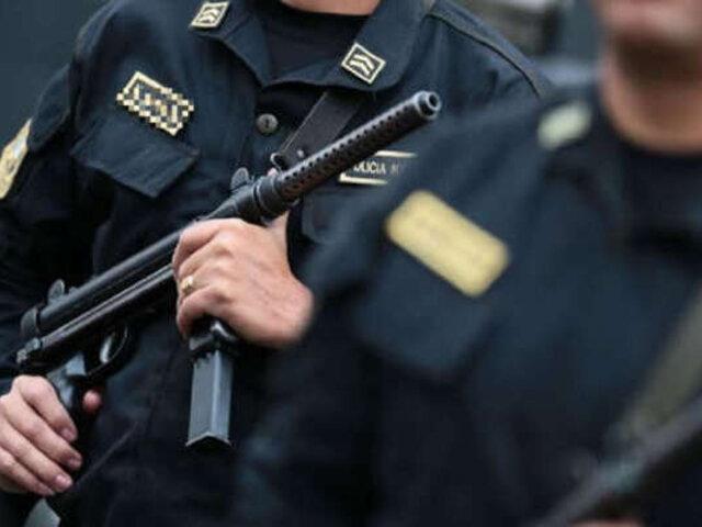 Detienen a efectivo de la PNP que habría pretendido ingresar celular a penal en Cusco