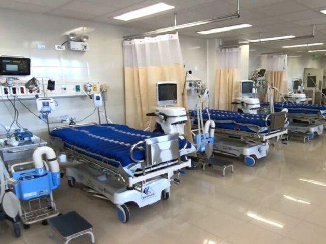 Entregan 90 nuevos kits de camas UCI para hacer frente a la crisis sanitaria