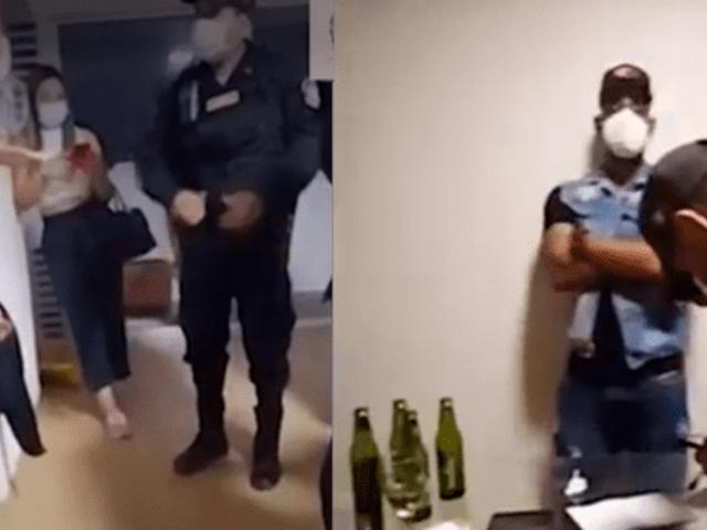 Magdalena: alrededor de 15 personas fueron intervenidas en una fiesta clandestina