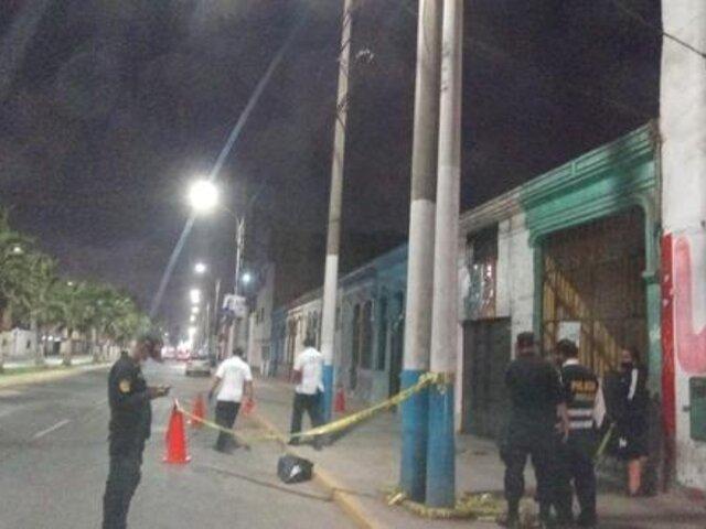 Callao: ama de casa fallece tras recibir tres balazos durante pelea entre delincuentes