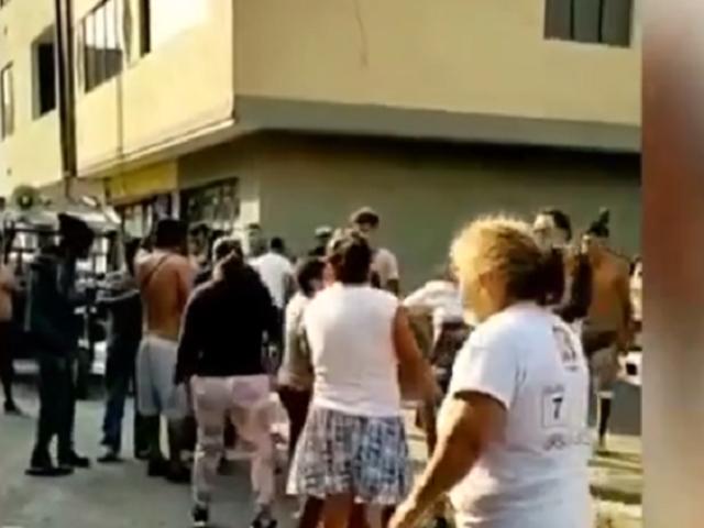 Santa Anita: familias se enfrenten por vivienda en litigio