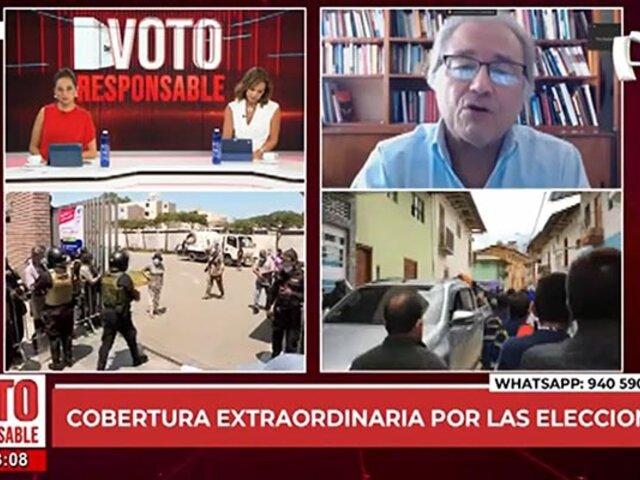 """Ex Defensor del Pueblo: """"se necesita congresistas que dialoguen y que no sigan consignas"""""""