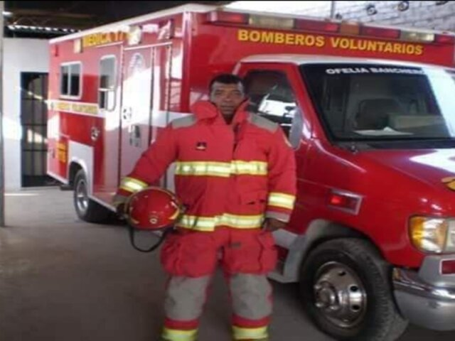 Bombero que hacía cola para votar en Ica murió tras sufrir infarto