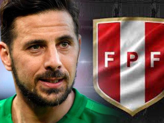 """Claudio Pizarro: """"Me gustaría tener un cargo administrativo en la FPF"""""""