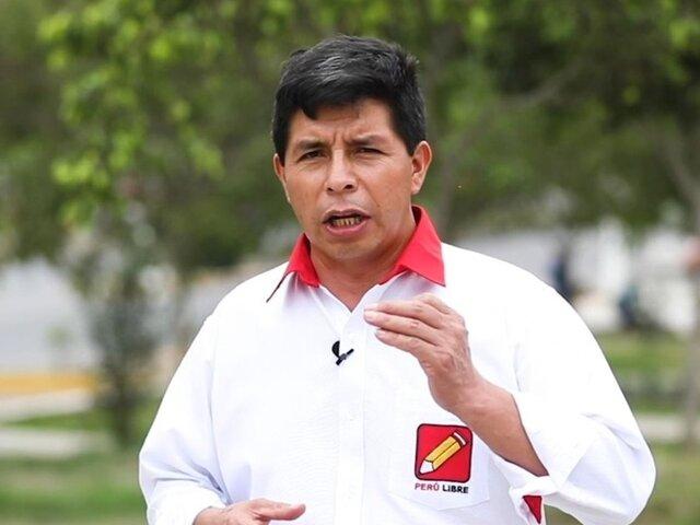 Elecciones 2021: Sociedad Nacional de Industrias se reunirá con el candidato de Perú Libre