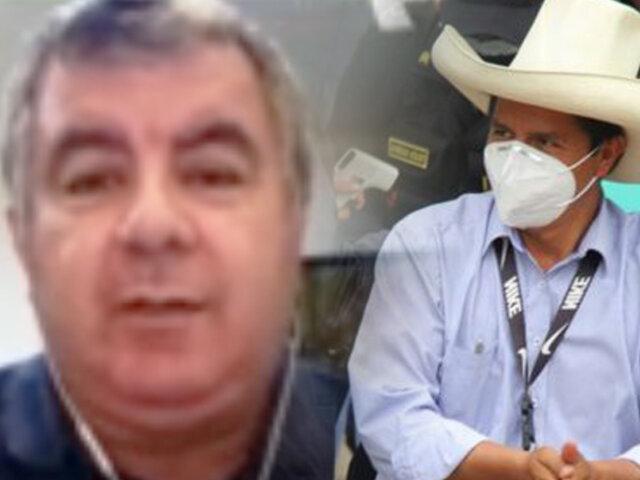 """Juan Carlos Tafur: """"No creo que estos resultados sean la representación de la juventud peruana"""""""