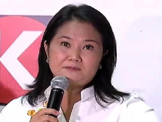 Keiko Fujimori invocó a los electores revisar su plan de gobierno