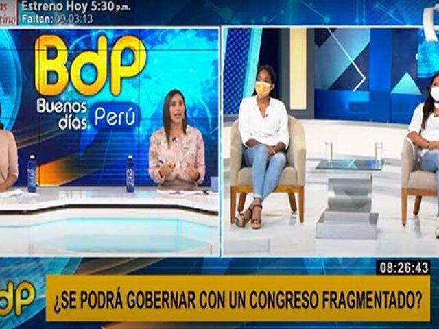 """Congresista por Perú Libre: """"Desde las calles vamos a cambiar la Constitución"""""""