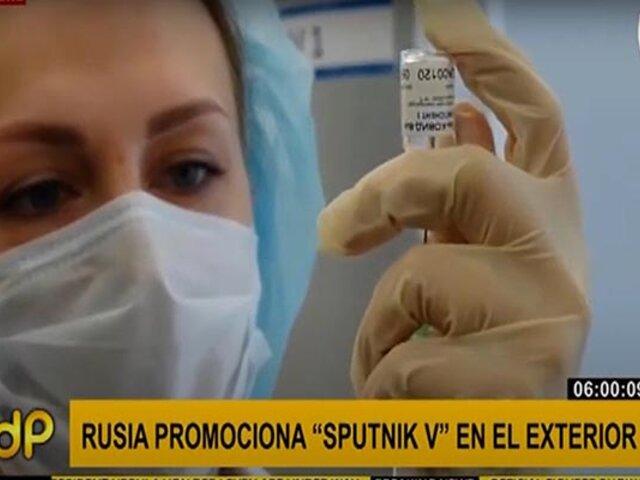 Sputnik V: ¿por qué solo 5.4% de la población rusa se colocó esta vacuna?