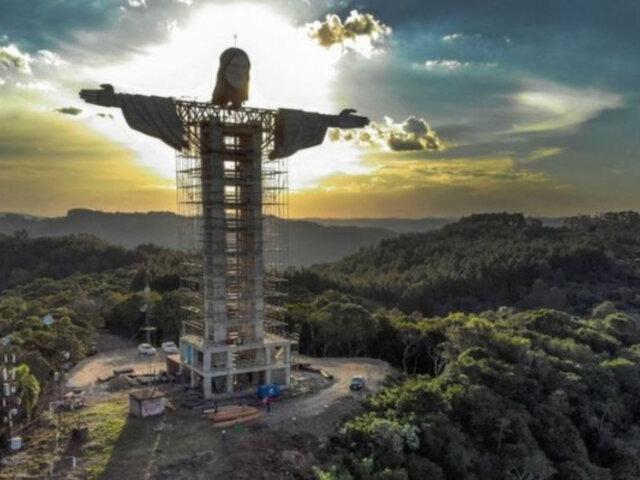Cristo Protector: nueva estatua en Brasil superará al Redentor de Río