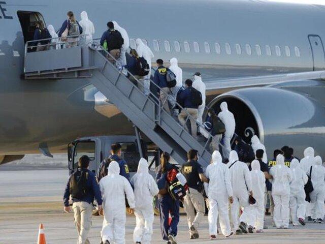 Autoridades chilenas promulgan ley para facilitar deportaciones