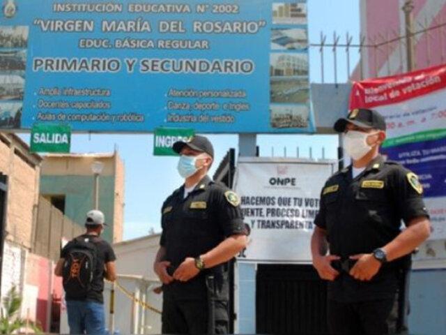 Elecciones 2021: más de 1700 detenidos durante operativos realizados el domingo