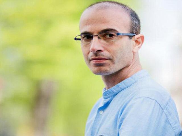 """Yuval Harari: """"el COVID-19 ha sido una prueba que demasiadas naciones han reprobado"""""""