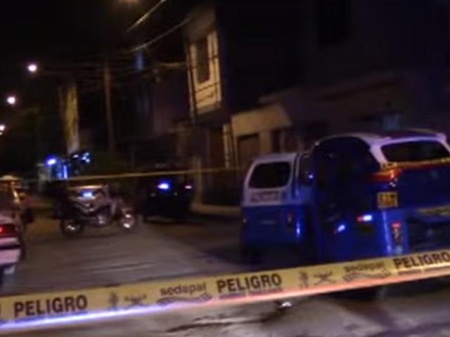 Comas: asesinan a balazos a cuatro personas en presunto ajuste de cuentas