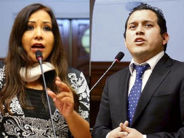 Elecciones 2021: Cecilia García y José Luna Morales no llegarían al Parlamento Andino
