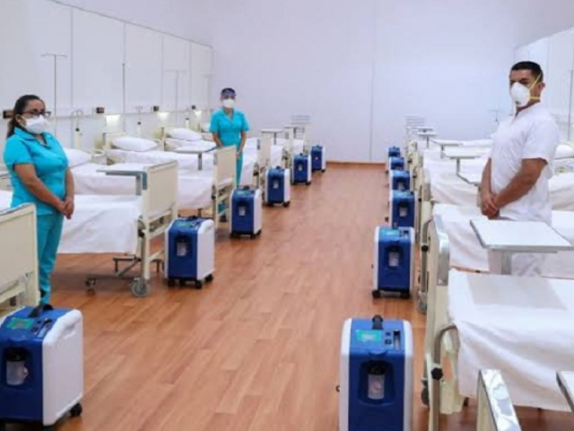 La Libertad: refuerzan dos hospitales de Trujillo con nuevas camas UCI