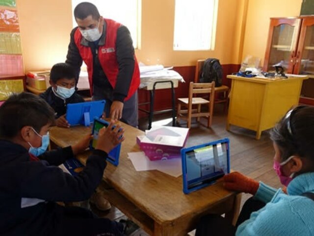 Minedu: retorno a clases presenciales no es de carácter obligatorio