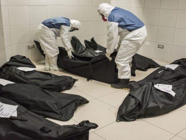 Bermúdez anunció creación de grupo técnico para actualizar cifra de fallecidos