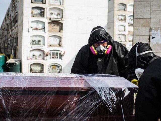 Covid-19 en Perú: Grupo de trabajo del Ejecutivo establece más de 180 mil muertes