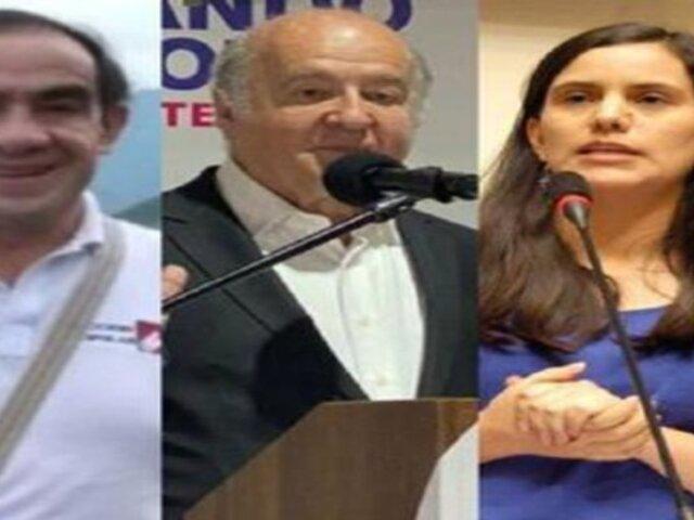 Elecciones 2021: Lescano anuncia que no apoyará a ningún candidato y promoverá el voto nulo o viciado